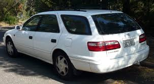 2000 Toyota Camry station wagon (xv20) – pictures, information and ...