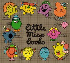 little miss books i want to get this set the little mister books for my kids