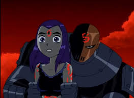Teen titans birthmark part