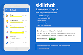 skillchat skill based chat groups betalist skillchat skillchat skillchat