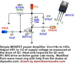 wiring diagram mosfet box mod images mod box wiring diagramon tone control wiring diagram car parts and images