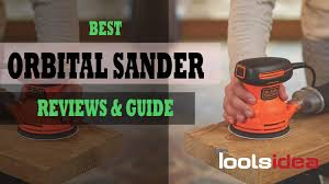 random orbital sander review. best orbital sander in 2017 random review