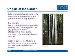Small Picture 3 History of Chinese Garden Design