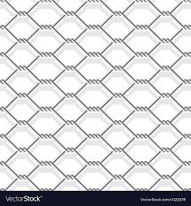 chain link fence vector. Chain Link Fence Vector Image C