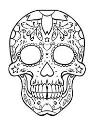 day of the dead coloring pages - www.rtvf.info   www.rtvf.info