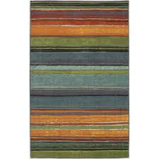 mohawk home rainbow multicolor rectangular 7 ft 6 inch x 10 ft rug