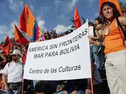 Resultado de imagen para mar para bolivia