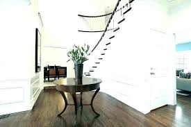 round foyer table round entryway table foyer table with drawers half round entry table round hall