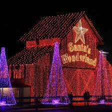 Acadiana Lights 8 Towns In Louisiana To See Amazing Christmas Lights