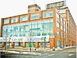 google office pittsburgh. Google Occupies Several Well-decorated Floors In A Rapidly Expanding Office Located At The Fancy Bakery Square, Surrounded By Dedicated Parking, Pittsburgh _