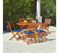 Buy Barcelona 6 Seater Patio Furniture Set At Argoscouk Visit Argos Outdoor Furniture Sets