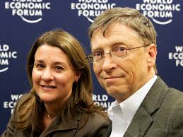 Bill gates worked with epstein on a pedophile proj. Bill And Melinda Gates Marriage Kids And Net Worth In Photos