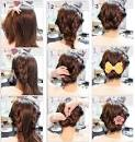 Прически с косами и челкой на длинные волосы