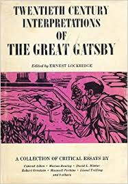 com twentieth century interpretations of the great gatsby  twentieth century interpretations of the great gatsby a collection of critical essays