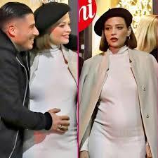 Silvia Provvedi incinta di 5 mesi: le prime foto con il ...
