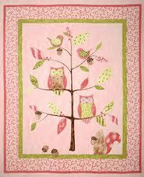 Owl Quilt Pattern | Owl Tree Nursery Quilt/Cot Panel - (OWLT190912 ... & Owl Quilt Pattern | Owl Tree Nursery Quilt/Cot Panel - (OWLT190912) Adamdwight.com