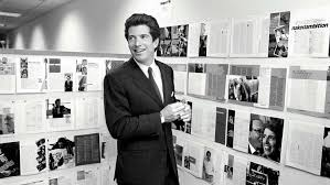 John F. Kennedy Jr. and George Magazine: A Story of Politics, Love and  Loss, 20 Years Later | Hollywood Reporter