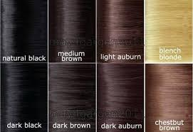 Chocolate Brown By Dark Hairs Darkest Hair Color Chart