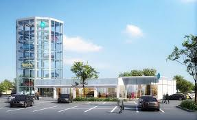 Vending Machine Houston Classy Updated Sixstory 'car vending machine' proposed in Short Pump