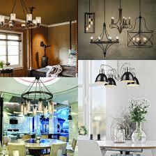 industrial chandelier trend