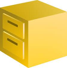 Filing Cabinet Clip Art at Clkercom vector clip art online