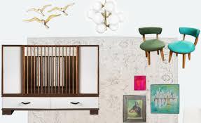 mid century modern baby furniture. midcentury modern nursery design mid century baby furniture