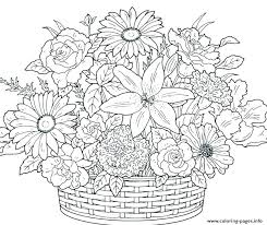 Flowers Coloring Pages Printable Lotus Flower Mandala Coloring Pages
