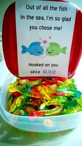 out of all the fish in the sea i m so glad you chose