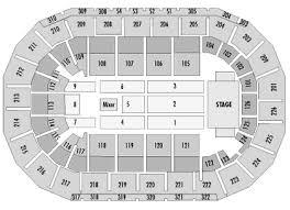 Mandalay Bay Resort Las Vegas Nv Seating Chart Mandalay Bay Events Center Spring Summer Concerts Tba