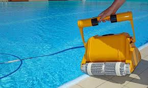 How do Robotic Pool Cleaners Work Pooltronixs