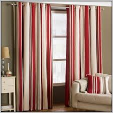 appealing red and white striped curtains and red and white striped curtains ikea