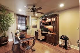 ceiling lights for home office. Austin Feminine Desk Accessories Home Office Traditional With Conference Table Ceiling Fans Baseboards Lights For