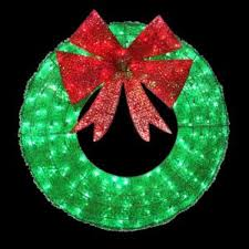 Outdoor Lighted Wreath Custom Outdoor Lighted Wreath Amazing Cordless Wreath With Lights