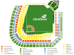 Target Field Eagles Concert Seating Chart Punctilious Wrigley Seats Chart Chicago Cubs Wrigley Field