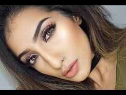 quick and easy party makeup look you