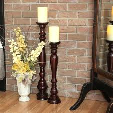 floor pillar candle holders candle holder on candlesticks wooden candle holders floor pillar candle holders floor pillar candle holders