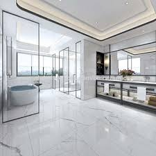 polished white floor. Beautiful Floor China Glazed Inkjet Porcelain Super Glossy Polished White Marble Carrara  Floor Tiles  On