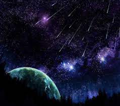 Laptop Background, Cosmos, Earth, Stars ...