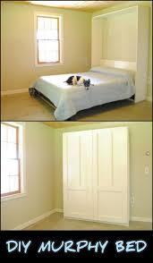 murphy bed. A Hidden Bed For Guests To Enjoy Murphy