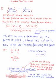 algebra help algebra help notes sean s math page algebra class note mathematics statistic tutor perth spss help