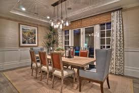 kitchen dining room lighting ideas. Dining Room Lighting Ideas Jar Lamps Placed In The Centre Of Kitchen D