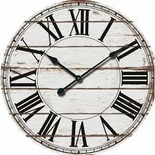 home and furniture eye catching 24 wall clock in infinity radio controlled indoor outdoor atomic