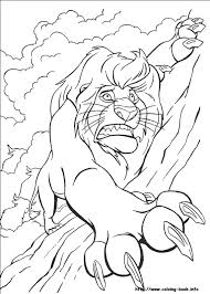 Small Picture Make Photo Gallery The Lion King Coloring Pages at Children Books