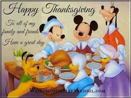 Happy Thanksgiving Quotes For Friends And Family Stunning Happy Thanksgiving To All My Friends And Family Have A Great Day