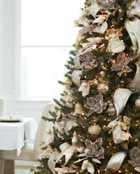 ... Vermont White Spruce Tree in-home by Balsam Hill