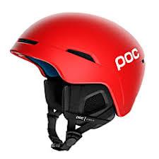 Snowboard Helmet Sizing Chart Red Poc Obex Spin Prismane Red