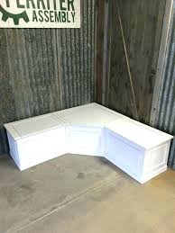 kitchen corner bench seating with storage plans fabulous banquette seat by