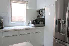 Appliance Garages Kitchen Cabinets Ikea Hack Build Your Own Kitchen Appliance Garage