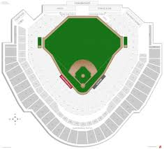 Citizens Bank Park Seating Chart With Seat Numbers