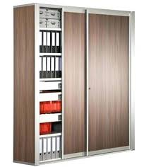 office cabinets with doors tall filing cabinet low wooden with sliding door wooden office storage cabinets